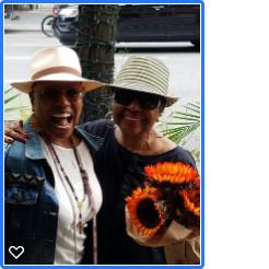 Dee Dee Bridgewater & Barbara Harris