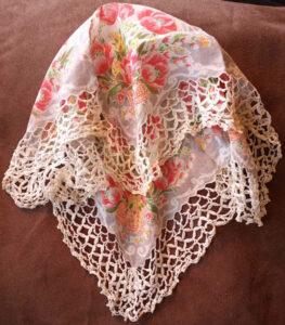 Grandma Carrie's Handkerchief