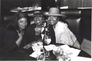 Sarah Dash & Ms Tee (of the Sugar Bar & Barbara Harris