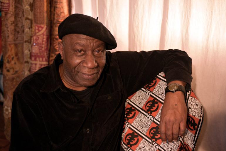 Ademola Olugebefola, Photo: Lisa du Bois