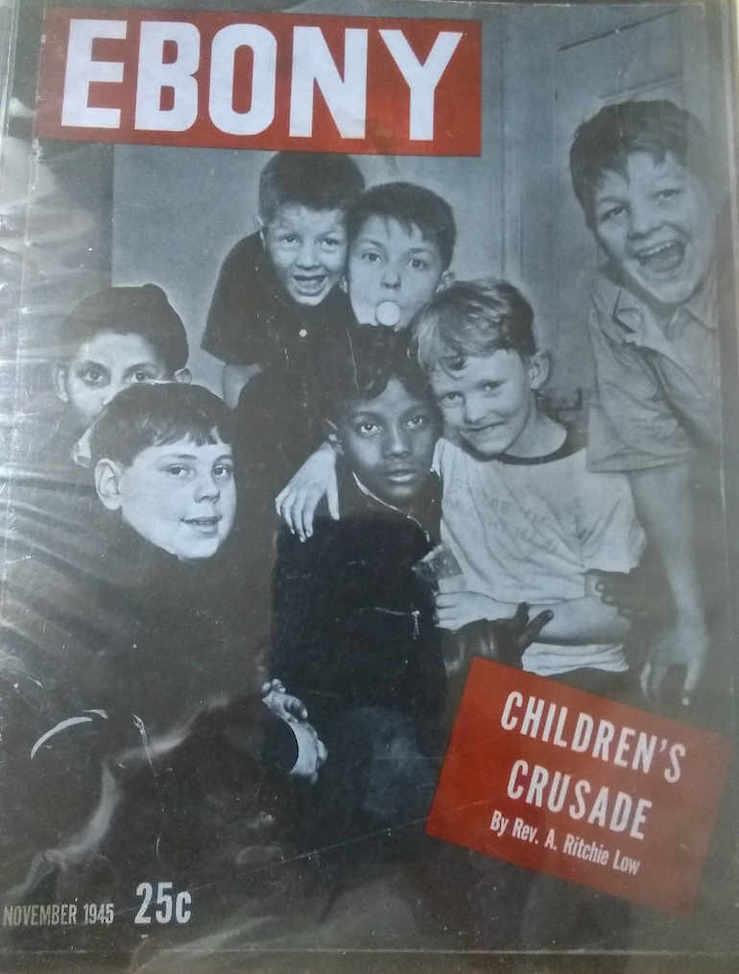 EBONY 1945