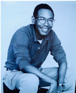 Willi Smith image from the collection of photographer Coreen Simpson