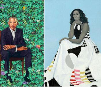 Barack Hussein Obama and Michelle LaVaughn Robinson Obama